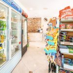 convenience store with drinks and snacks at Hollywood Beach Hotels